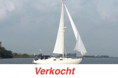 Rival 32, Zeiljacht Rival 32 te koop bij Jachtbemiddeling Sneekerhof