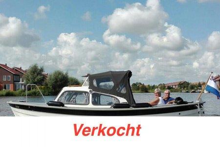 Saga 20, Sloep Saga 20 te koop bij Jachtbemiddeling Sneekerhof