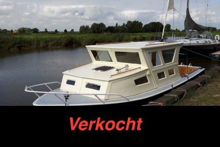 Pikmeer 700 OK, Motorjacht Pikmeer 700 OK te koop bij Jachtbemiddeling Sneekerhof
