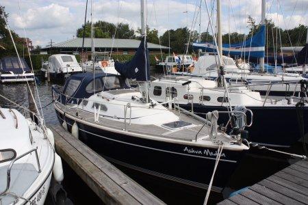 Unna 24 Exclusive, Zeiljacht Unna 24 Exclusive te koop bij Jachtbemiddeling Sneekerhof