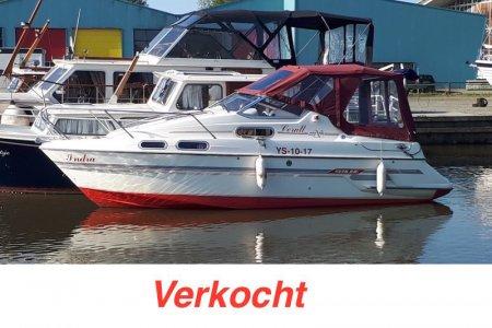 Sealine 220, Speed- en sportboten Sealine 220 te koop bij Jachtbemiddeling Sneekerhof
