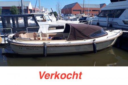 Maril 730, Sloep Maril 730 te koop bij Jachtbemiddeling Sneekerhof