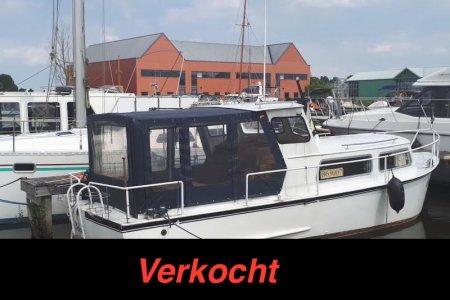 Kruiser 820 Open Kuip, Motorjacht Kruiser 820 Open Kuip te koop bij Jachtbemiddeling Sneekerhof