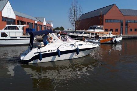 Saver Riviera 24, Motorjacht Saver Riviera 24 te koop bij Jachtbemiddeling Sneekerhof