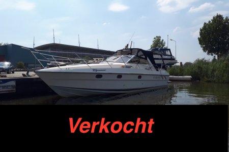 Fairline 33 TARGA, Motorjacht Fairline 33 TARGA te koop bij Jachtbemiddeling Sneekerhof