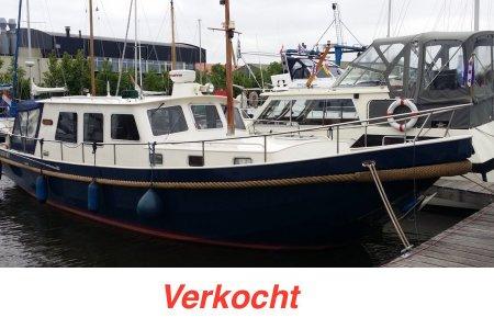 Multivlet 11.80 OK, Motorjacht Multivlet 11.80 OK te koop bij Jachtbemiddeling Sneekerhof