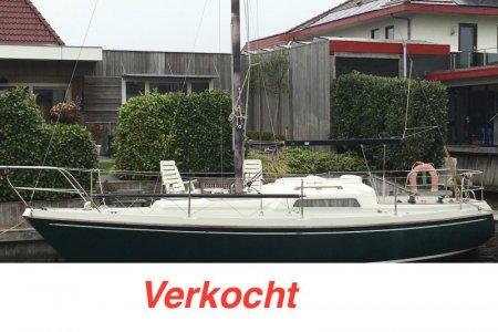 Victoire 822, Zeiljacht Victoire 822 te koop bij Jachtbemiddeling Sneekerhof