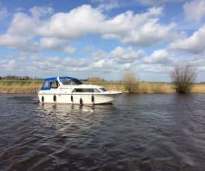 Polaris Manta GLS, Motorjacht Polaris Manta GLS for sale by Jachtbemiddeling Sneekerhof