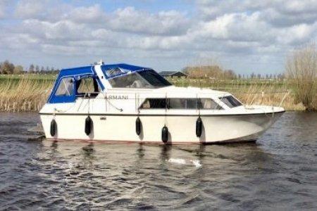 Polaris Manta GLS, Motorjacht Polaris Manta GLS te koop bij Jachtbemiddeling Sneekerhof