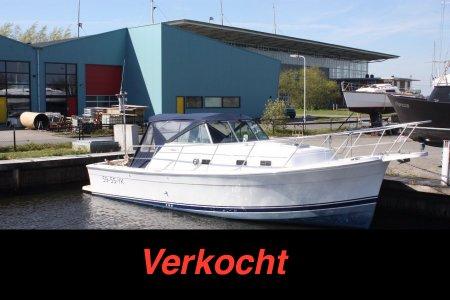 Pilot 30, Motorjacht Pilot 30 te koop bij Jachtbemiddeling Sneekerhof