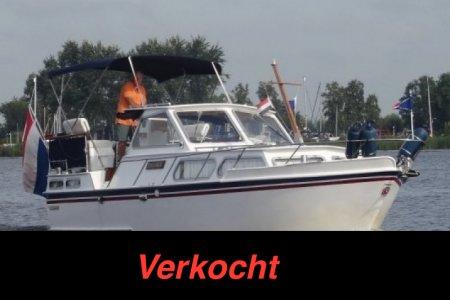 Valkkruiser Sport, Motorjacht Valkkruiser Sport te koop bij Jachtbemiddeling Sneekerhof