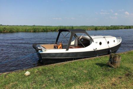 IJsselmeer Vletje, Motorjacht IJsselmeer Vletje te koop bij Jachtbemiddeling Sneekerhof