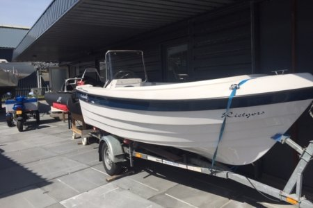 Cresent Winner 450, Speed- en sportboten Cresent Winner 450 te koop bij Jachtbemiddeling Sneekerhof