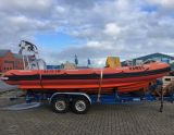 Fast Rescueboat Rib, RIB and inflatable boat Fast Rescueboat Rib for sale by Jachtbemiddeling Sneekerhof