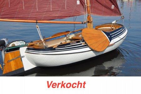 Tjotter Zeil Nr. 9, Plat- en rondbodem, ex-beroeps zeilend Tjotter Zeil Nr. 9 te koop bij Jachtbemiddeling Sneekerhof