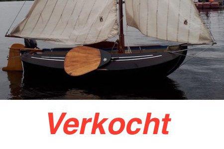 Tjotter Zeil Nr. 12, Plat- en rondbodem, ex-beroeps zeilend Tjotter Zeil Nr. 12 te koop bij Jachtbemiddeling Sneekerhof