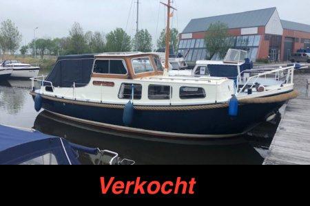 Dolman VLET, Motorjacht Dolman VLET te koop bij Jachtbemiddeling Sneekerhof