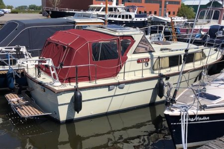 Waterland 820 OK, Motorjacht Waterland 820 OK te koop bij Jachtbemiddeling Sneekerhof