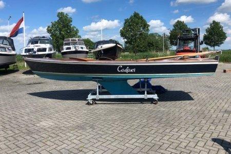 Top Klasse, Open zeilboot Top Klasse te koop bij Jachtbemiddeling Sneekerhof