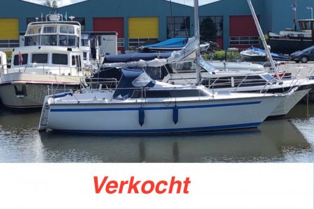 Dufour 24, Zeiljacht Dufour 24 te koop bij Jachtbemiddeling Sneekerhof