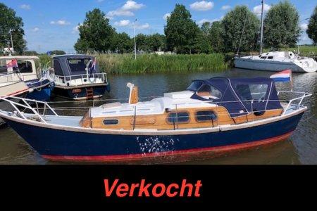 Kajuit Zeilboot/motorboot, Zeiljacht Kajuit Zeilboot/motorboot te koop bij Jachtbemiddeling Sneekerhof