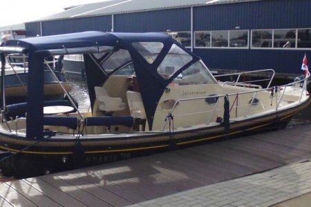 Antaris MareLibre 750 Cabinato, Motorjacht Antaris MareLibre 750 Cabinato te koop bij Jachtbemiddeling Sneekerhof