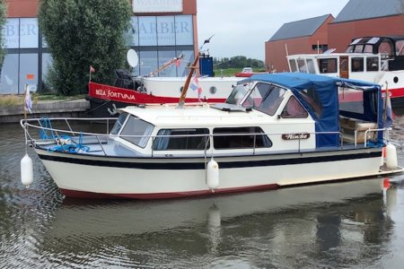 Aquanaut 850 OK, Motorjacht Aquanaut 850 OK te koop bij Jachtbemiddeling Sneekerhof