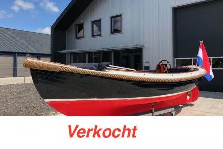 Arie Wiegmans AW 21, Sloep Arie Wiegmans AW 21 te koop bij Jachtbemiddeling Sneekerhof