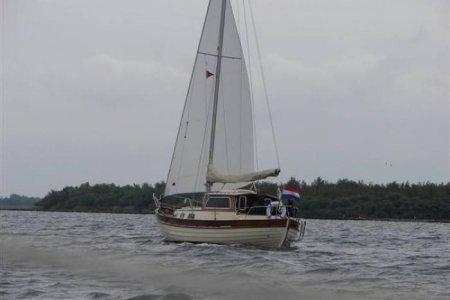Marina 85, Motorzeiler Marina 85 te koop bij Jachtbemiddeling Sneekerhof