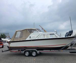 Fjord 24, Motor Yacht Fjord 24 for sale by Jachtbemiddeling Sneekerhof