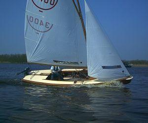 Bm 16m2, Open sailing boat Bm 16m2 for sale by Jachtbemiddeling Sneekerhof