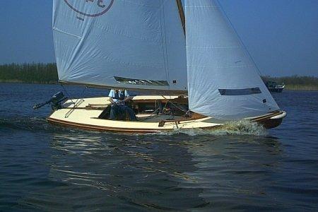 Bm 16m2, Open zeilboot Bm 16m2 te koop bij Jachtbemiddeling Sneekerhof