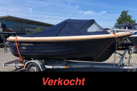 Oud Huijzer 520, Sloep Oud Huijzer 520 te koop bij Jachtbemiddeling Sneekerhof