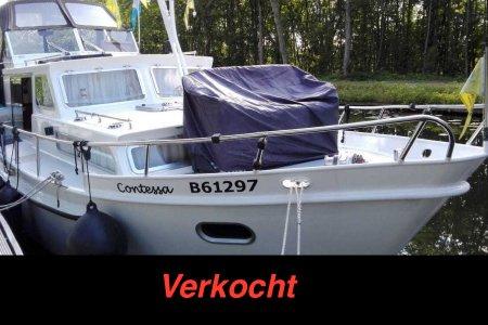 Elna De Luxe Cruiser, Motorjacht Elna De Luxe Cruiser te koop bij Jachtbemiddeling Sneekerhof
