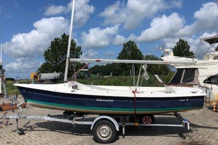 Laser 16, Open zeilboot Laser 16 te koop bij Jachtbemiddeling Sneekerhof