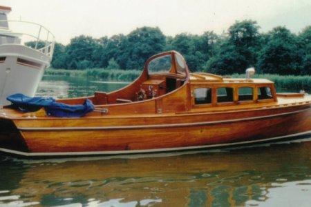 Forslund Sloep, Klassiek/traditioneel motorjacht Forslund Sloep te koop bij Jachtbemiddeling Sneekerhof