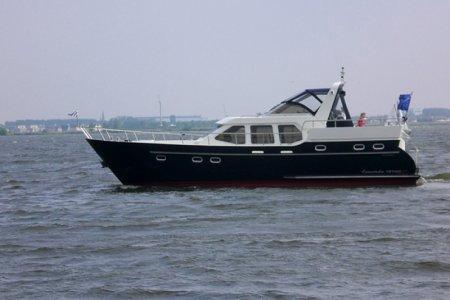 Concordia 127 Ac, Motorjacht Concordia 127 Ac te koop bij Jachtbemiddeling Sneekerhof