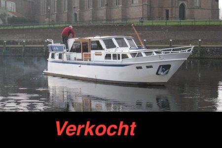 Heckkruiser 12.20, Motorjacht Heckkruiser 12.20 te koop bij Jachtbemiddeling Sneekerhof