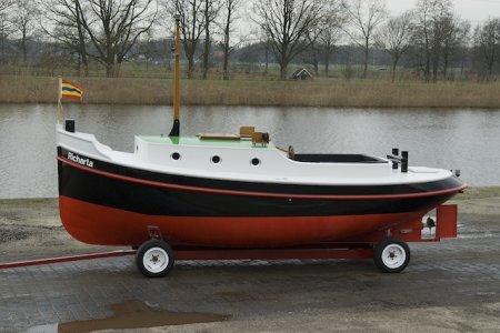 Sleper 700, Motorjacht Sleper 700 te koop bij Jachtbemiddeling Sneekerhof