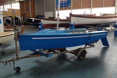 Zwaardboot 2-mans, Open zeilboot Zwaardboot 2-mans te koop bij Jachtbemiddeling Sneekerhof