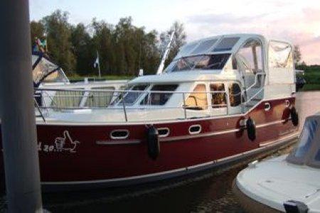 Concordia 105 Ac, Motorjacht Concordia 105 Ac te koop bij Jachtbemiddeling Sneekerhof