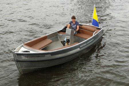 E-Sloep 550, Sloep E-Sloep 550 te koop bij Jachtbemiddeling Sneekerhof