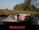 Authentieke Salonboot Kajuitsloep, Моторная яхта Authentieke Salonboot Kajuitsloep для продажи Jachtbemiddeling Sneekerhof