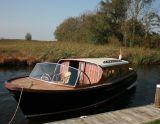 Authentieke Salonboot Kajuitsloep, Bateau à moteur Authentieke Salonboot Kajuitsloep à vendre par Jachtbemiddeling Sneekerhof