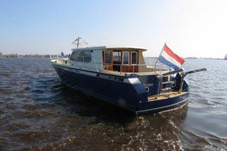 Succes 135, Motorjacht Succes 135 te koop bij Jachtbemiddeling Sneekerhof