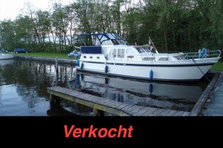 Kokkruiser 1200 GSAK, Motorjacht Kokkruiser 1200 GSAK te koop bij Jachtbemiddeling Sneekerhof