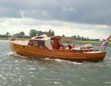 Amberg Sneepa, Классичская моторная лодка Amberg Sneepa для продажи Jachtbemiddeling Sneekerhof