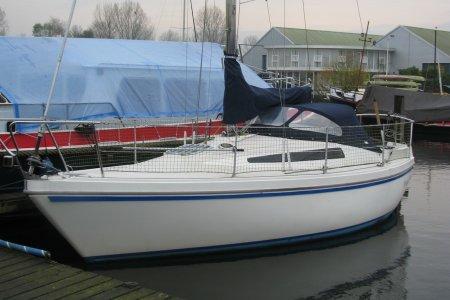 Seamaster 815, Zeiljacht Seamaster 815 te koop bij Jachtbemiddeling Sneekerhof