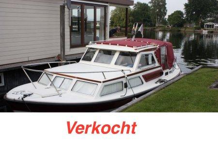 Saga 27 Ak, Motorjacht Saga 27 Ak te koop bij Jachtbemiddeling Sneekerhof