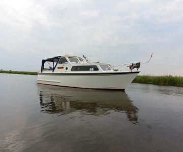 Zwaluw Kruiser 820, Motorjacht Zwaluw Kruiser 820 te koop bij West Yachting